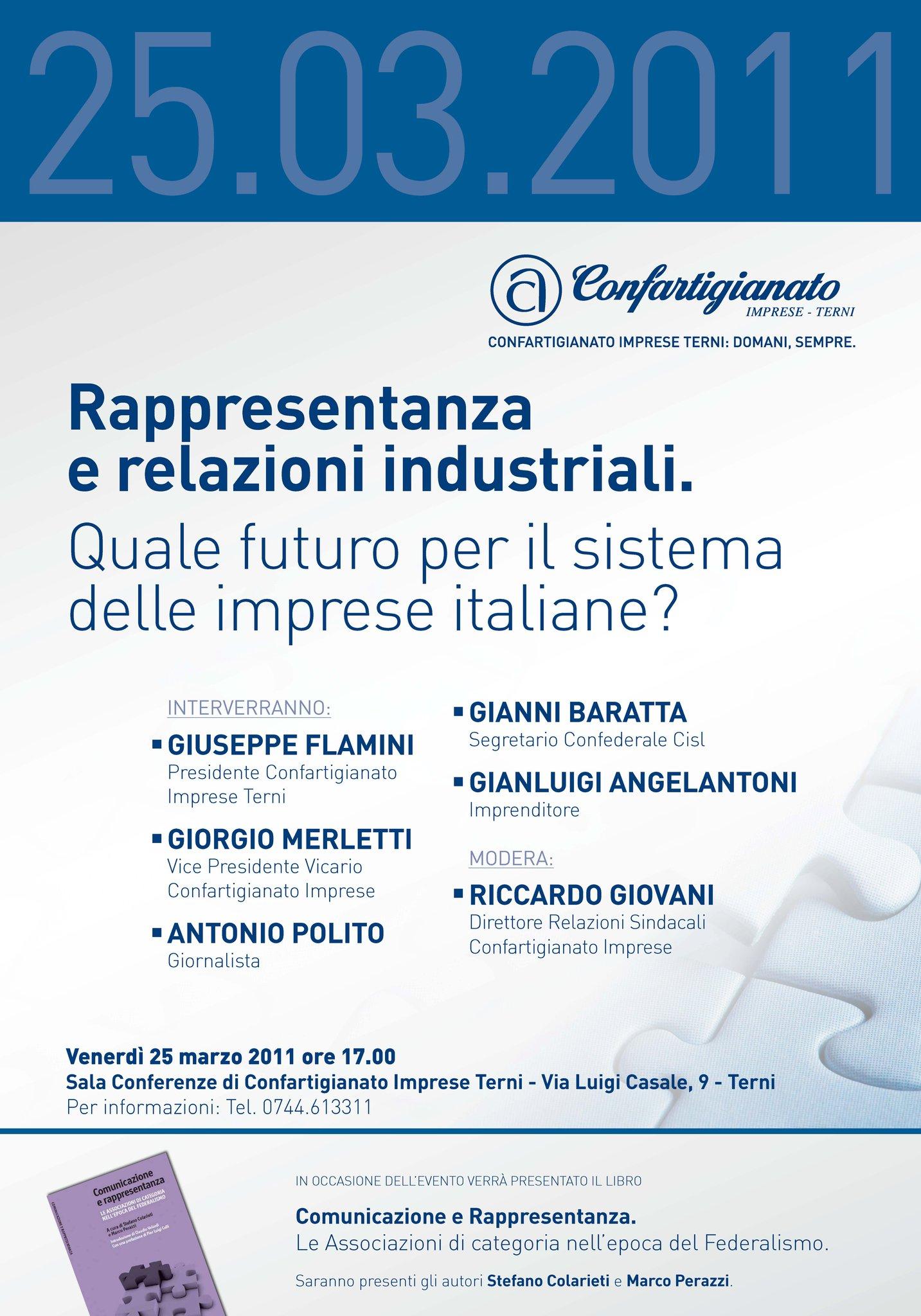 Confartigianato25-03-2011