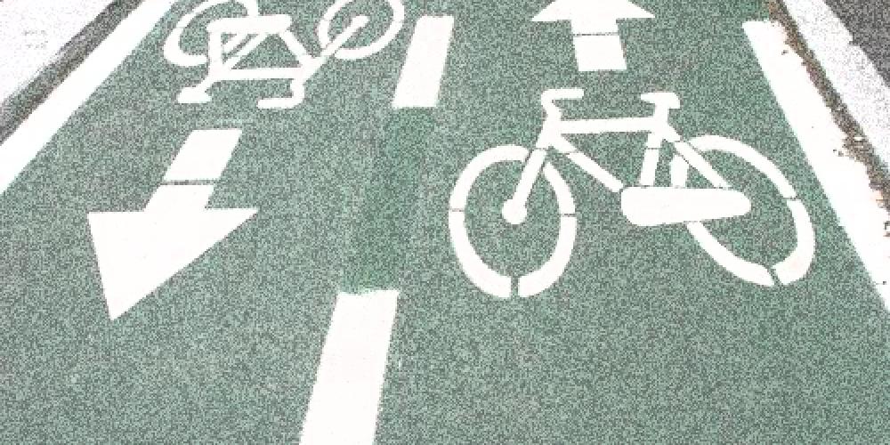Le piste ciclabili all'interno della mobilità cittadina