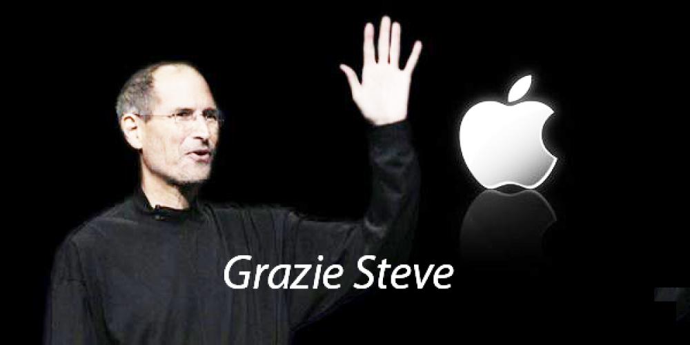 Grazie Steve