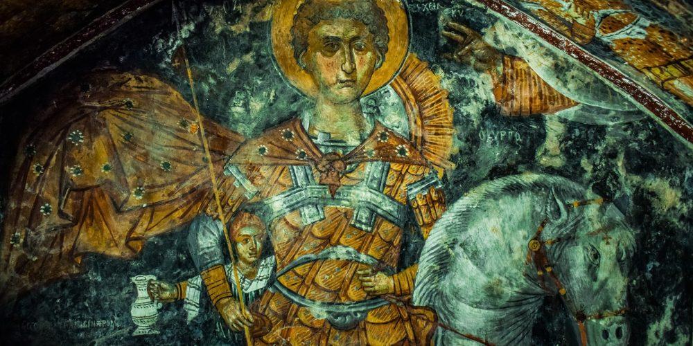 San Giorgio e altri uccisori di draghi. Migranti, la Chiesa e l'indifferenza per l'allarme sociale in Italia ed Europa.