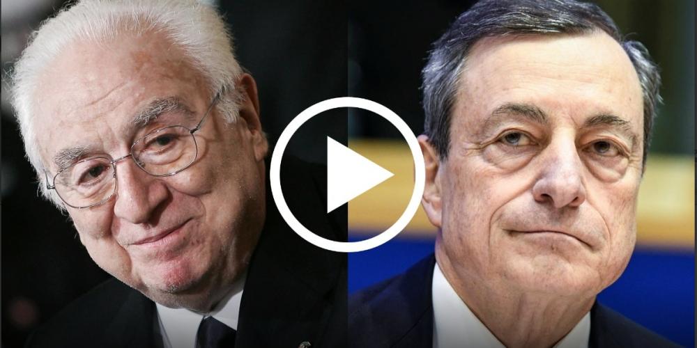 """Cossiga: Draghi """"Un vile affarista, liquidatore dell'industria pubblica"""""""