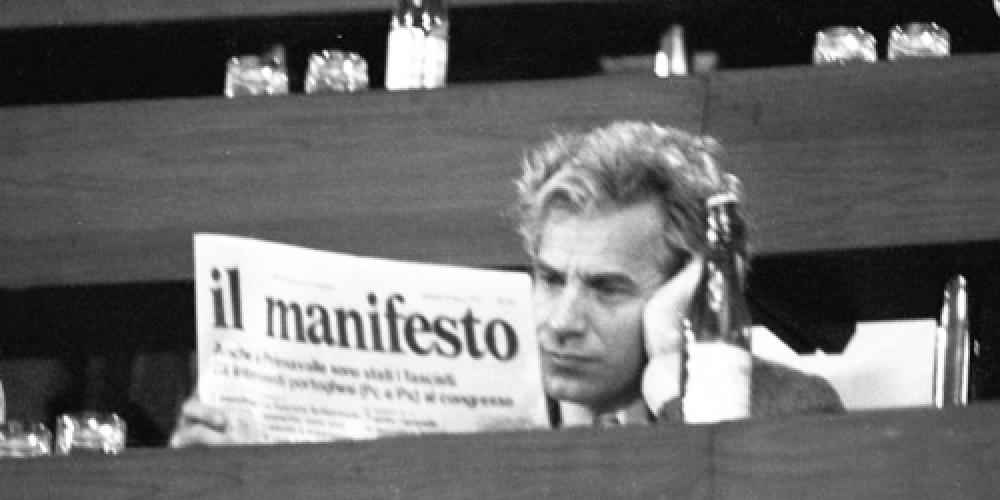 Addio a Lucio Magri, un politico di razza
