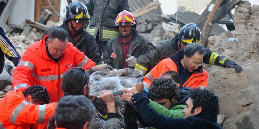 Un sms per il terremoto in Abruzzo