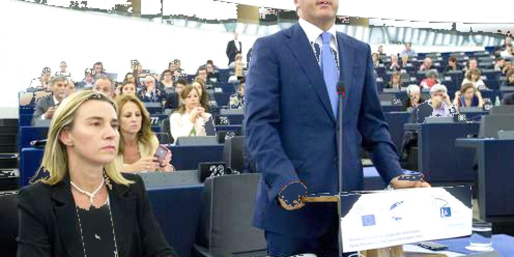 Federica Mogherini e la politica estera della Chicco