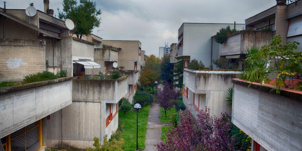 Visita a Terni del Professor Lutz Robbers e degli studenti della Facoltà di Architettura Jade di Oldemburg (D)