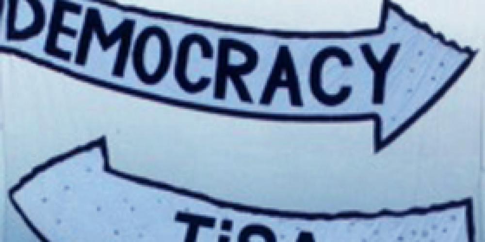 TISA (Trade In Services Agreement). Il Trattato segreto per la liberalizzazione selvaggia della finanza.