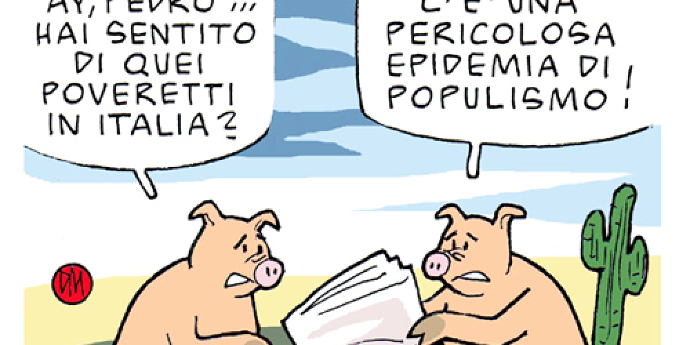 TRA CARISMA E POPULISMO