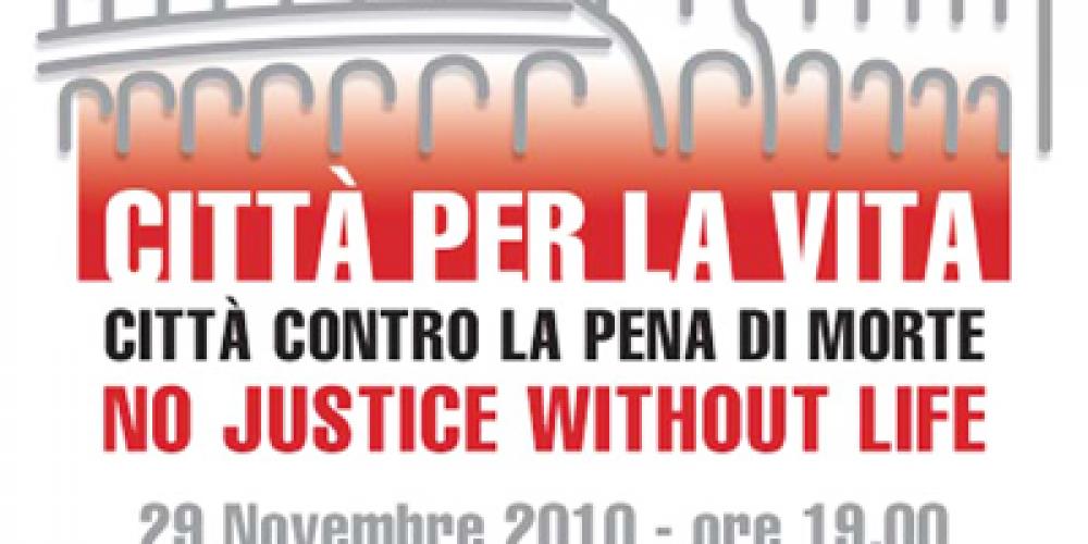 Città contro la pena di morte