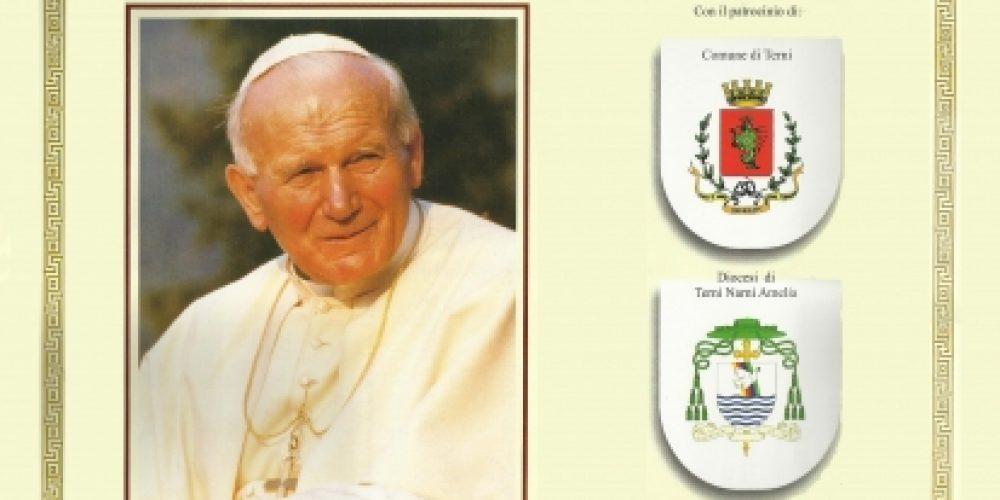 Trenta anni dalla visita pastorale di Giovanni Paolo II a Terni