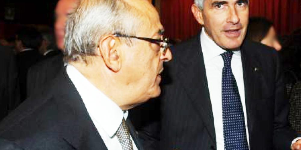 Caltagirone, il suocero di Casini è il più ricco d'Italia ma dipende dalle banche