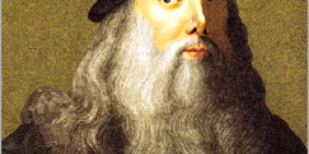 Leonardo Di Ser Piero Da Vinci alla Cascata delle Marmore?