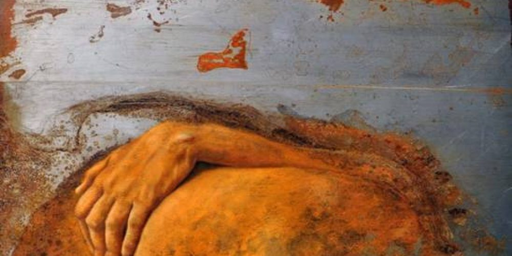 """Mostra di Roberta Ubaldi """"HANDS"""" a cura di Franklin Watts"""