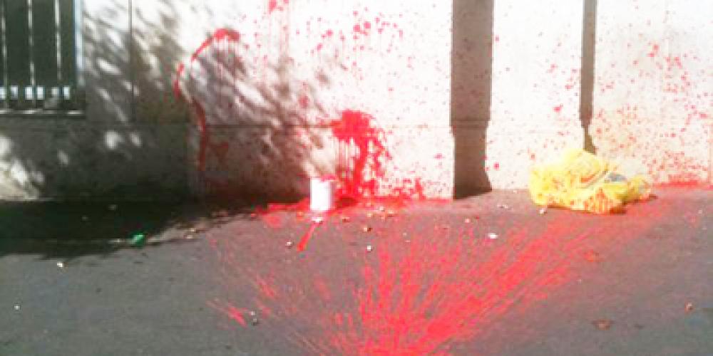 Attentati vandalici a sedi CISL. Le motivazioni dell'odio