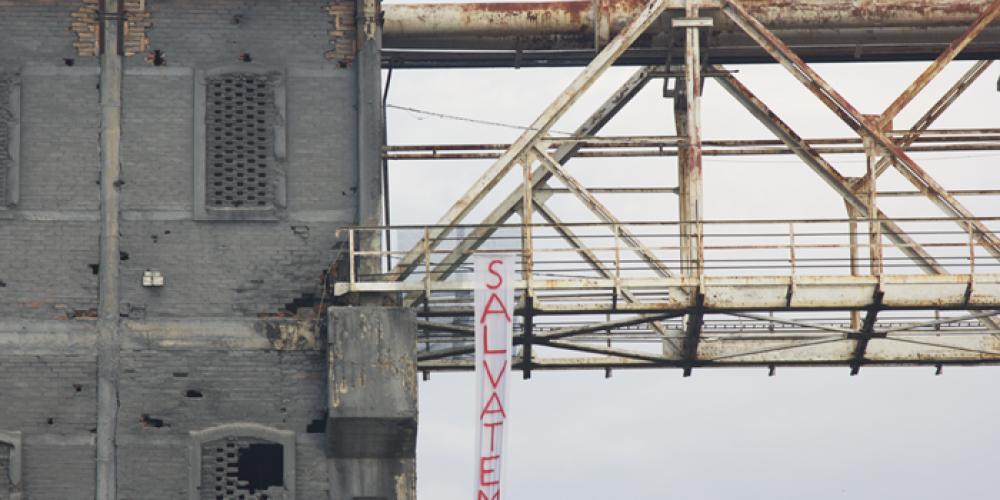 Telfer – La discussione nel Consiglio comunale di Terni sulla richiesta di conservare un manufatto di archeologia industriale